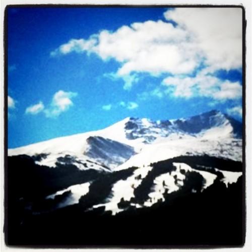 Early Season in Breckenridge, Colorado